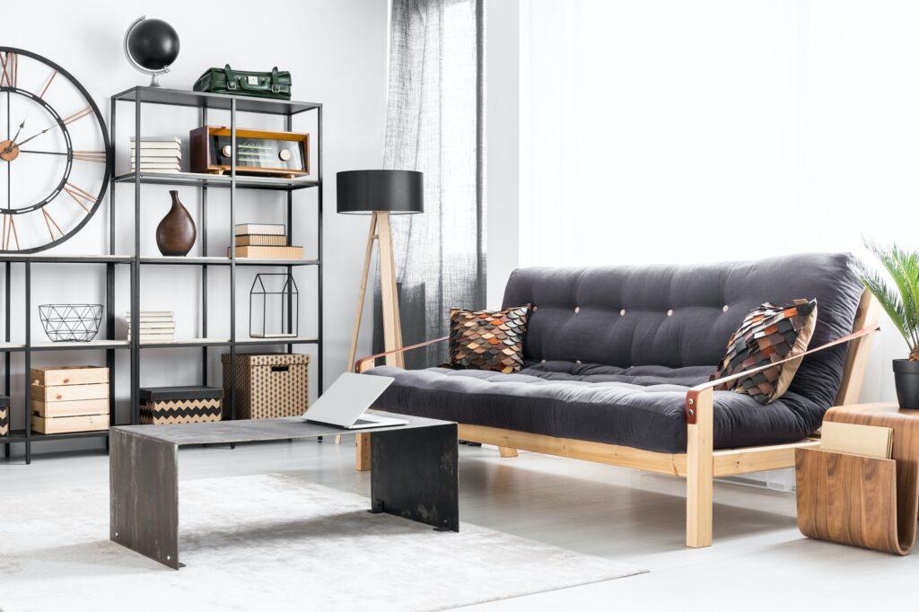 Modern interior for freelancer